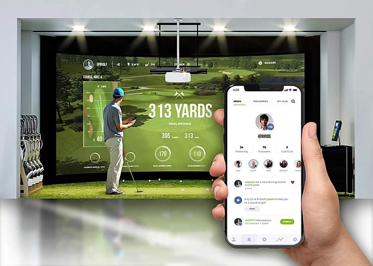 The aG Platform for Modern Golf