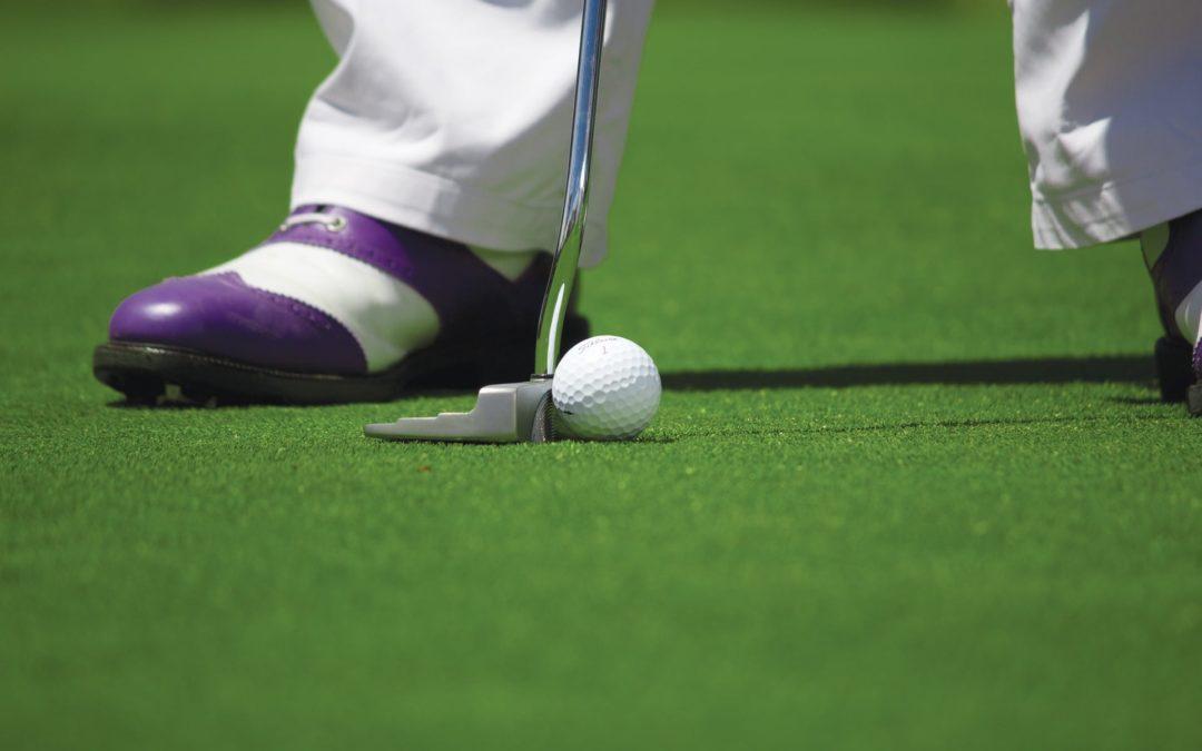 Toutes les étapes pour s'entraîner au golf chez soi